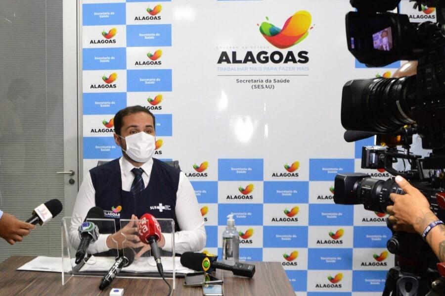 Sesau confirma nova variante da Covid-19 em Alagoas e reforça medidas de prevenção - AlagoasHoje